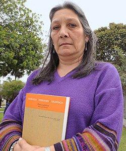 La vicerrectora de la universidad rebelde peruana asegura que será necesaria «la violencia para sacarnos de aquí»