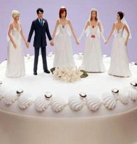 La legalización del «matrimonio» homosexual en EE.UU abre las puertas a la legalización de la poligamia