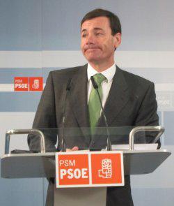 Tomás Gómez pide que se impida por ley ocupar puestos públicos a miembros del Opus Dei