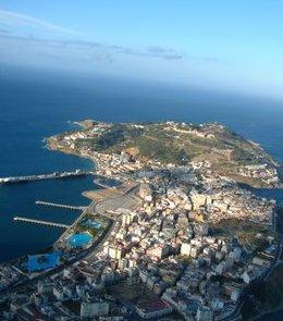 Ceuta amanece con pintadas insultantes contra los no musulmanes