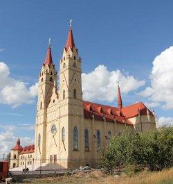 La diócesis de Karaganda en Kazajistán consagra su nueva catedral el próximo domingo