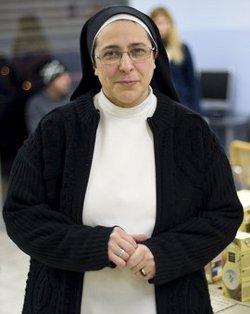 La monja dominica de clausura Lucía Caram dirigirá un programa en Ràdio 4