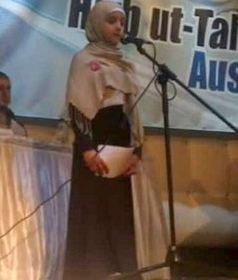 Conmoción en Australia ante el vídeo de una niña de ocho años defendiendo la Guerra Santa
