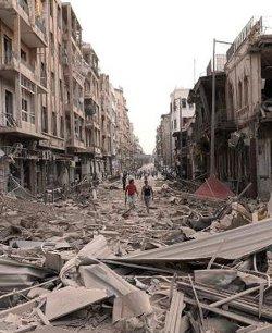 Los maristas de Alepo dicen al Papa que si no acaba el conflicto no quedará allá ni un solo cristiano