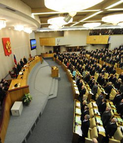Rusia aprueba hoy la ley que prohíbe la propaganda de la homosexualidad entre los menores de edad