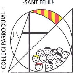 El colegio parroquial Sant Feliu de Cabrera del Mar lleva a sus alumnos a un acto de apoyo a la inmersión linguística