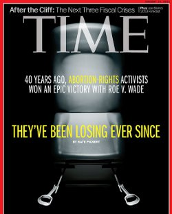 La revista Time reconoce que los provida están ganando la batalla a los abortistas en Estados Unidos
