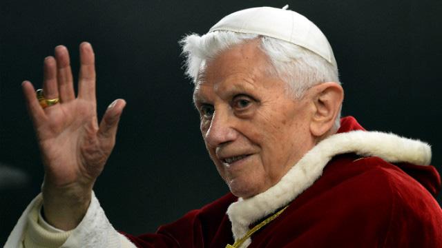 Benedicto XVI renuncia a seguir siendo el Obispo de Roma