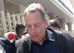 Medidas cautelares para el sacerdote que disparó accidentalmente contra el secretario del cardenal Rodríguez Maradiaga