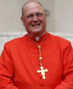 Cardenal Dolan no ve que se pueda dar la comunión a los divorciados vueltos a casar sin cambiar dramáticamente la doctrina