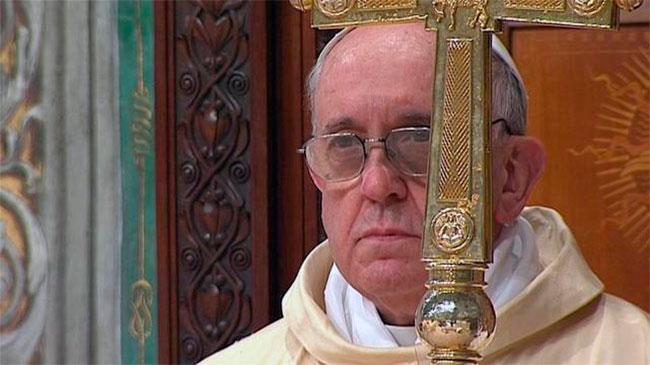 El Papa Francisco llama a la Iglesia a caminar, edificar y confesar a Cristo y su Cruz
