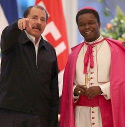 El nuevo Nuncio en Nicaragua asegura que la Iglesia no tiene intereses políticos