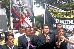 Ecuador:evangélicos rechazan a pastor anticatólico