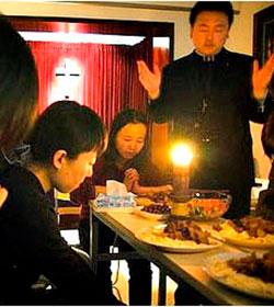 Los seminaristas chinos, perseguidos