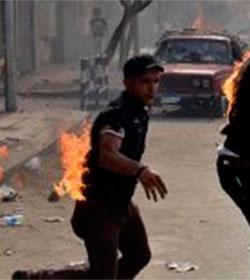 Egipto: Asalto a la Catedral Copta de San Marcos