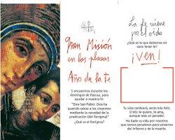 El Camino Neocatecumenal inicia una «Gran Misión» en las plazas de todo el mundo