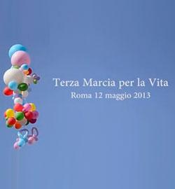 Domingo 12 de mayo: manifestación por la vida en Roma