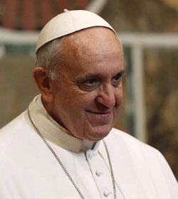 Papa Francisco: Es blasfemia pensar que la discapacidad es un castigo de Dios