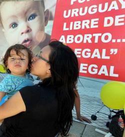 Uruguay: fracaso absoluto de los promotores de un referéndum para derogar la ley del aborto