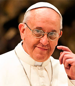 El Papa pide rezar por la Iglesia y ser fieles a su doctrina