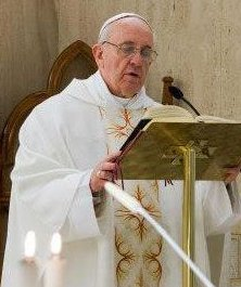 Papa Francisco: «quien es amigo del mundo es un idólatra, ¡no es fiel al amor de Dios!»