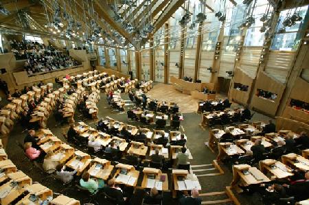 El parlamento escocés empieza  estudiar la ley del matrimonio homosexual