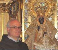 El guardián del Real Monasterio de Guadalupe aborda el posible cambio de diócesis del enclave