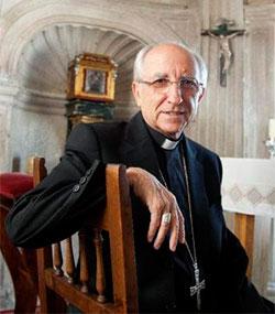 Mons. García Burillo: no tengo temor de que ningún Gobierno pueda alterar sustancialmente las relaciones actuales