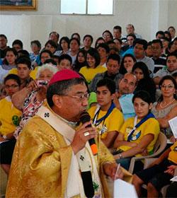 Listado completo obispos catequistas en la JMJ Río 2013