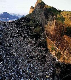 Las favelas de Río abren sus puertas a los peregrinos de la JMJ