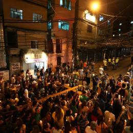 La cruz de la JMJ llega a la mayor favela de Río de Janeiro