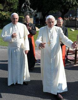 El Papa envía a los jóvenes el mensaje que Benedicto XVI les escribió para la JMJ de Río