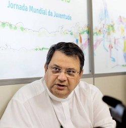 El secretario ejecutivo de la JMJ Río 2013 reconoce que hay preocupación por posibles profanaciones