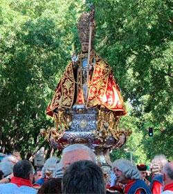 El Papa concede a la Iglesia en Navarra un «Año Santo Sanferminero»