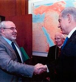 El primer ministro de Israel, Benjamín Netanyahu, será investido Doctor Honoris Causa por la UCAM