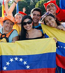 La odisea del venezolano para ir a la JMJ en Río con el Papa