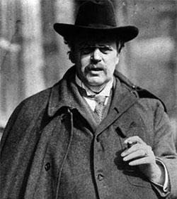 Comienza la investigación para la causa de beatificación de Chesterton