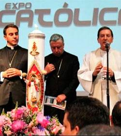 Comenzó Expocatolica Colombia 2013