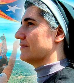 Aseguran que la Iglesia permitirá a Sor Teresa Forcades entrar en la política sin dejar de ser monja