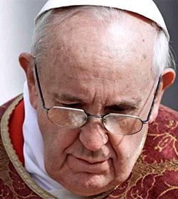 El Papa concede una nueva entrevista al periodista Andrea Tornielli