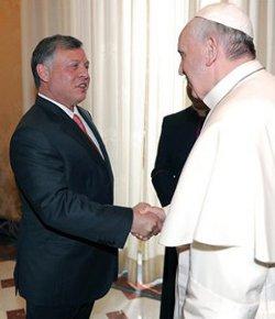 La Santa Sede y Jordania reclaman diálogo y negociación para acabar con el conflicto sirio