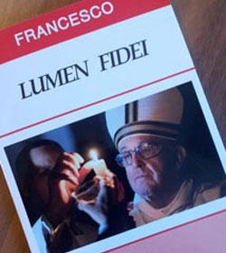 La encíclica de Francisco, 'Lumen Fidei', es bestseller en sólo un mes
