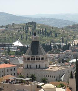 Iglesias católicas de Tierra Santa se preparan para celebrar la clausura del Año de la Fe en Nazareth