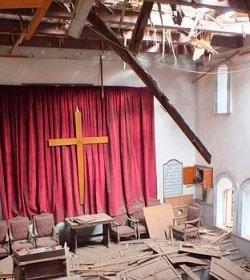 Denuncian la destrucción de unas 20 iglesias en Siria