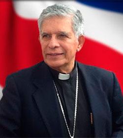 Costa Rica: el obispo de Cartago recuerda ante el presidente Solís las raíces católicas de su nación