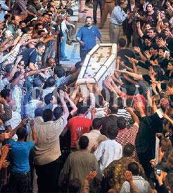 Grupos de DDHH denuncian el aumento de violencia contra cristianos egipcios