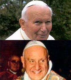 La Urbaniana de Roma acogerá un congreso-homenaje de África a Juan XXIII y Juan Pablo II