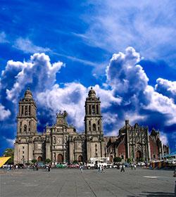 Concursos para celebrar el bicentenario de la catedral primada de México