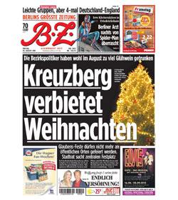 Prohíben las celebraciones navideñas en un distrito de Berlín para no ofender a los no cristianos