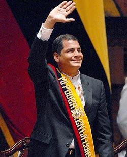Correa: el lobby abortista se moviliza para solicitar a Correa la despenalización del aborto en caso de violación